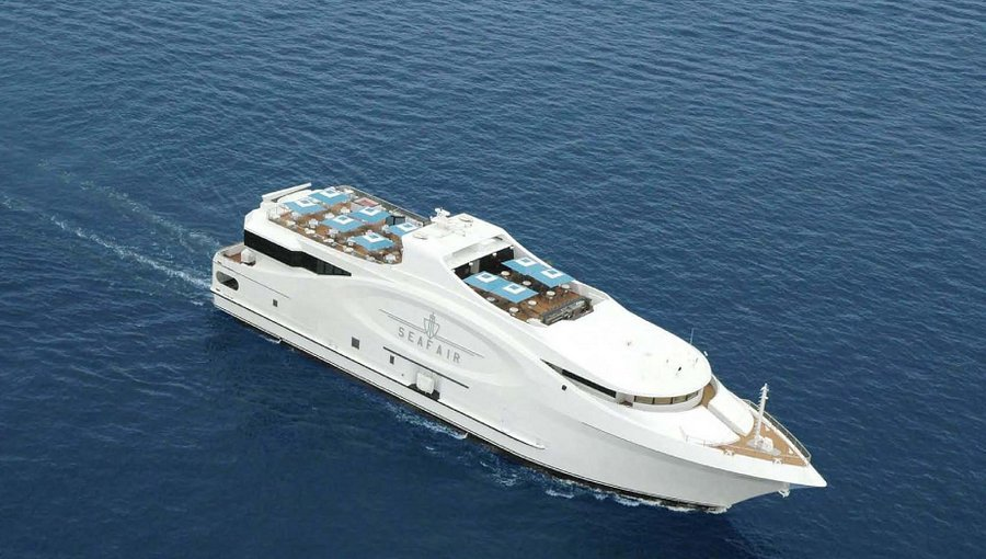 Sea Fair Mega Yacht