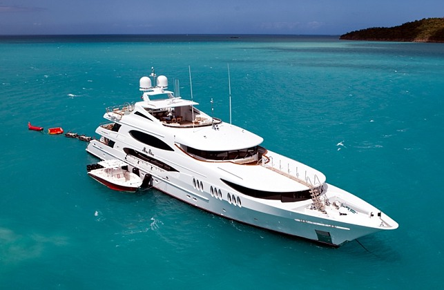 Book Your Own Private Yacht